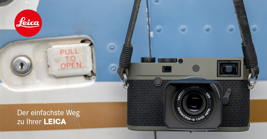 Leica Leasing Leica Store München