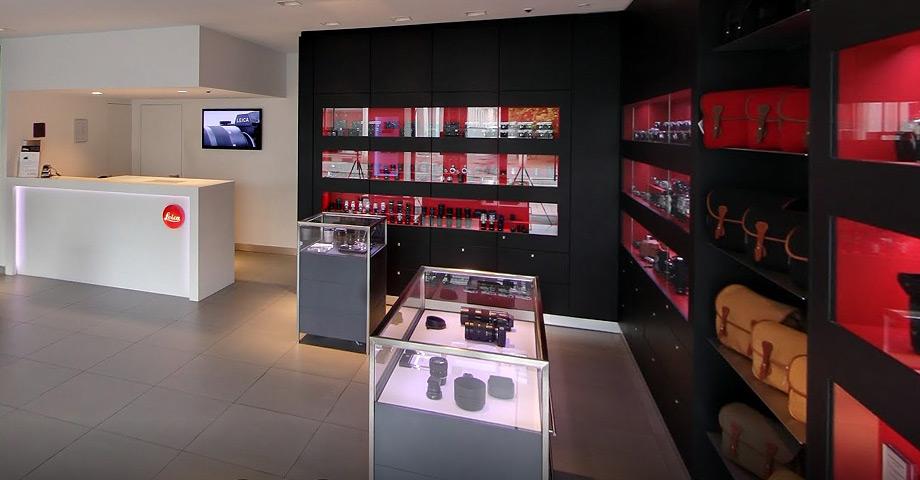 Impressum Leica Store München