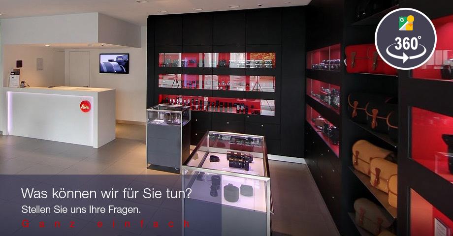 Kontakt Leica Store München